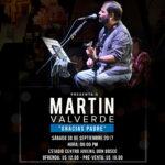 """""""Gracias Padre"""" Martín Valverde celebrando nuestro 20 Aniversario"""