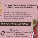 Fiesta del Niño Jesús de Praga