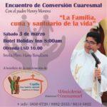 Encuentro de Conversión Cuaresmal
