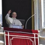 Ángelus del Papa: Confiar en la acción tenue pero poderosa de Dios