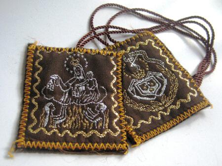El Escapulario de la Virgen del Carmen - Radio Estrella del Mar