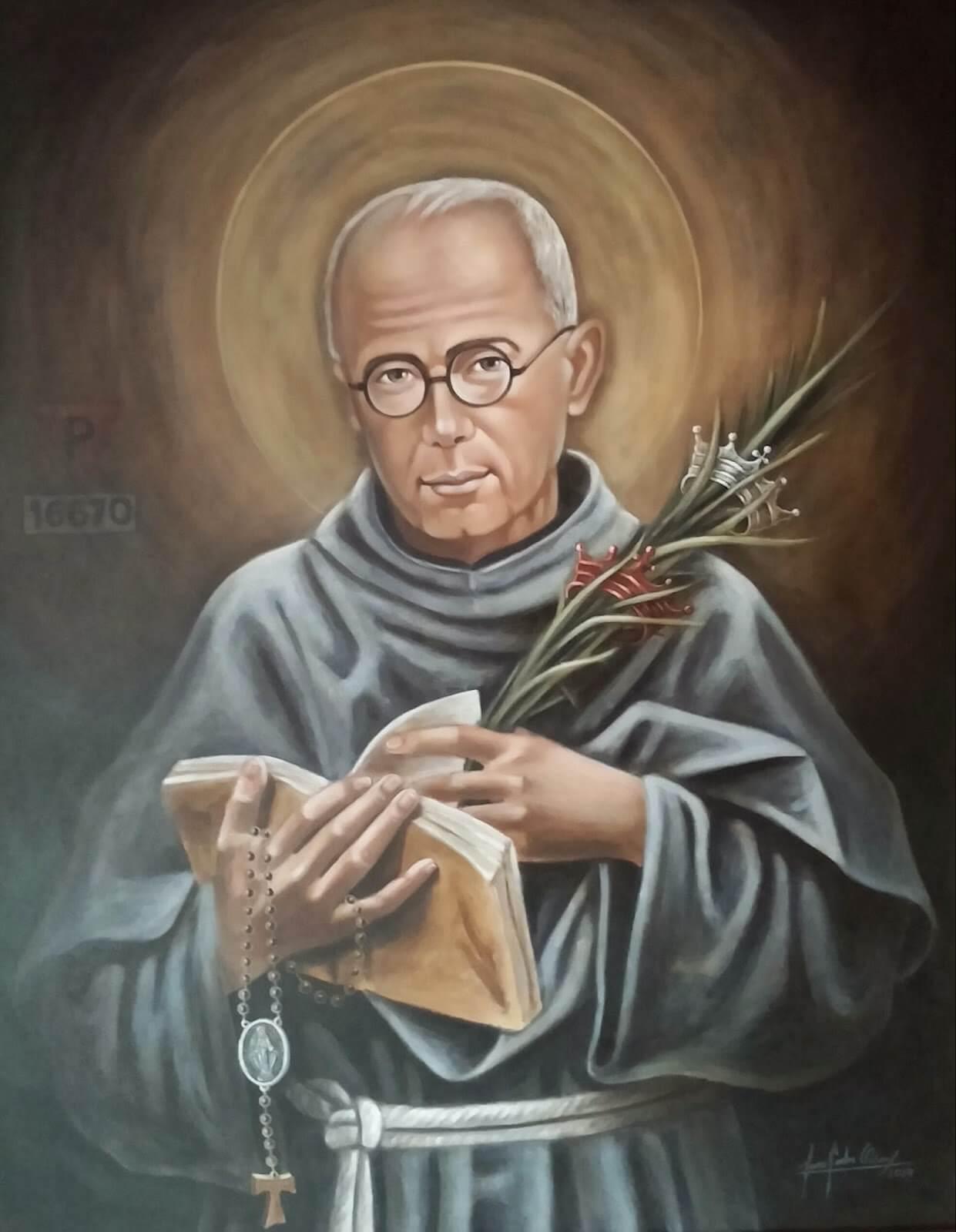 San Maximiliano Kolbe - Radio Estrella del Mar