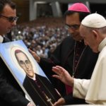 """El Papa a los peregrinos de El Salvador: """"San Romero, mártir del mensaje de Dios"""""""