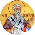San Ignacio de Antioquía,obispo y mártir