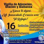 XVII Vigilia de Oración, Adoración y Alabanza