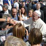 """Catequesis del Papa: """"El Evangelio es levadura de fraternidad, justicia y paz"""""""