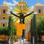 Historia del Cristo Negro de Esquipulas y/o Señor de Milagros de El Sauce, León