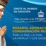 ROSARIO MUNDIAL, en el centenario de la partida de Santa Jacinta Marto