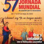 57 Jornada Mundial de oración por las vocaciones
