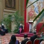 El Papa: «La fraternidad es el verdadero remedio para las crisis y divisiones de hoy»