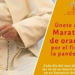 Maratón de oración por el fin de la Pandemia